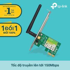 Card mạng PCI Express Wi-Fi Chuẩn N 150Mbps – TP-Link – TL-WN781ND – Hãng phân phối chính thức