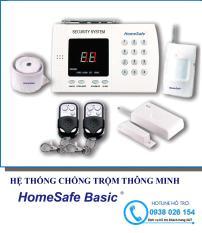 Thiết bị chống trộm không dây dành cho gia đình Homesafe Basic phiên bản mới2019