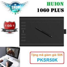Bảng vẽ cảm ứng Huion 1060P New Đen – Huion 1060 P