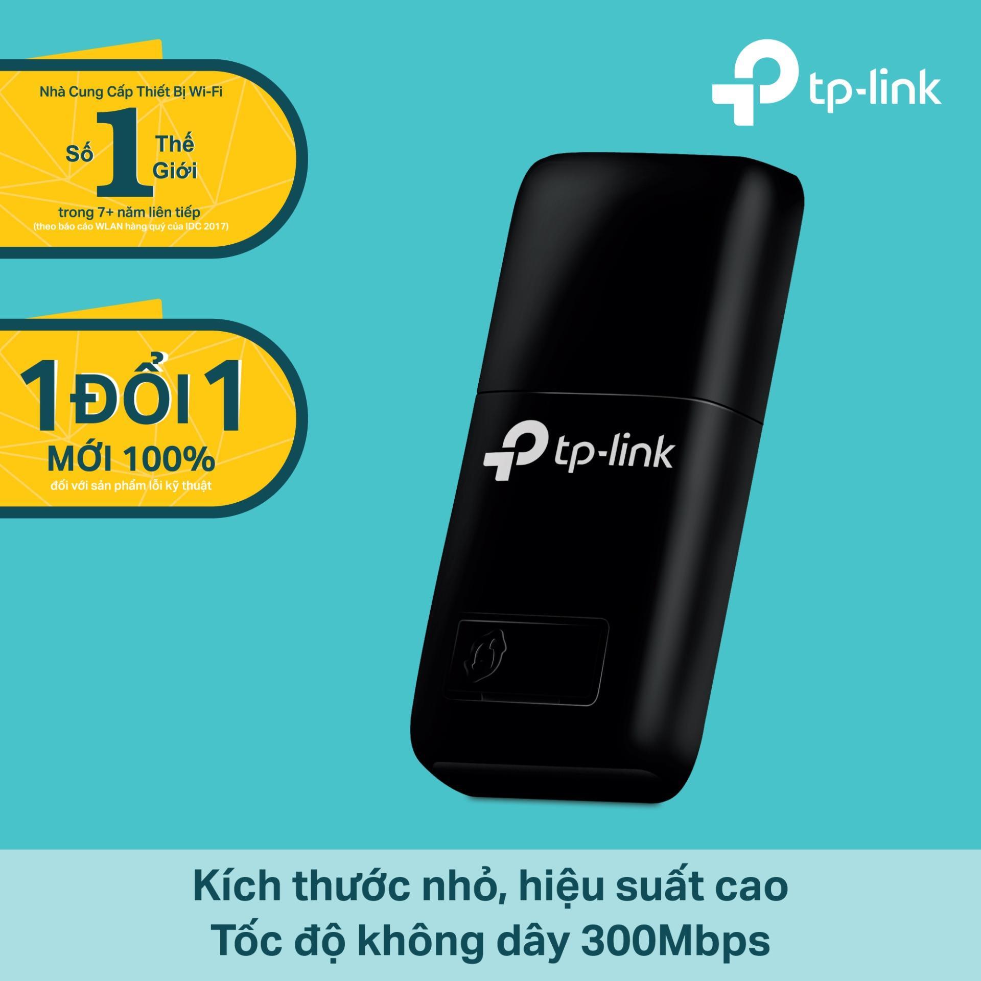 So sánh giá TP-Link – TL-WN823N – USB kết nối Wi-Fi Chuẩn N 300Mbps Nhỏ gọn-Hãng phân phối chính thức Tại TP-Link
