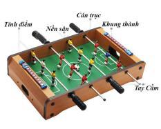Đồ chơi bàn bi lắc gỗ kích thước 34.5*21.5*8CM