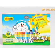Sáp dầu OPC-07/DO (12 màu)