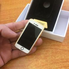 Bật lửa IPHONE mini Lửa khè+tặng 2 giá đỡ điên thoại