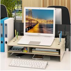 }Kệ để màn hình máy tính, laptop cá nhân đa năng