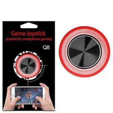 Nút Bấm Chơi Game Mobile Joystick Q8 Đế Bám Dính Siêu Tốt Nhiều Màu – Màu Đỏ