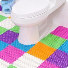 Bộ 20 thảm nhựa chống trượt nhà tắm( 25*25cm )
