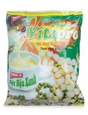 Bột Đậu Xanh Hạt Sen – Mật Ong Vitapro Túi 420G
