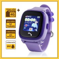 Đồng hồ định vị trẻ em Wonlex GW400S Wifi