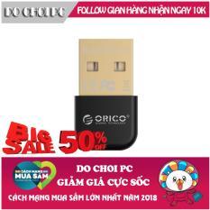 USB bluetooth cho PC- USB Bluetooth 4.0 ORICO BTA-403 (Đen)-Hàng phân phối chính hãng