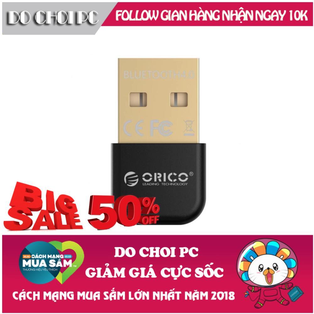 So sánh giá USB bluetooth cho PC- USB Bluetooth 4.0 ORICO BTA-403 (Đen)-Hàng phân phối chính hãng Tại Do Choi PC (Hà Nội)