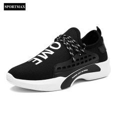Sportmax SM6998-Giày thể thao thời trang nam dây buộc