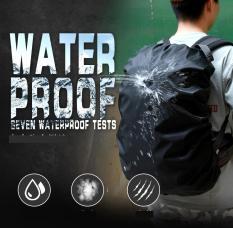 Áo trùm balo đi mưa chống nước – chống bụi loại 45 lít