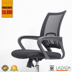 Ghế Xoay Văn Phòng [Giá Vô Địch] – Tiêu Chuẩn ISO 9001-2000 SGS-RoHS – E0 Normaline – Thiên Minh Furniture