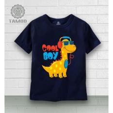 Áo thun TAMOD hình khủng long CoolBoy