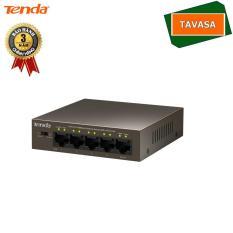 Thiết bị Switch Poe 5 cổng tốc độ 100M TENDA TEF1105P – Hãng Phân phối chính thức