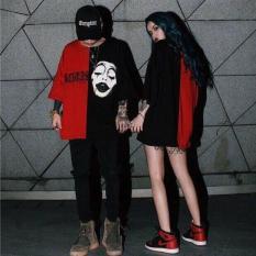 Áo đỏ đen