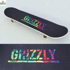 Skateboard Sandpaper Kids Children Toy Accessory Anti Slip Durable 84*23CM