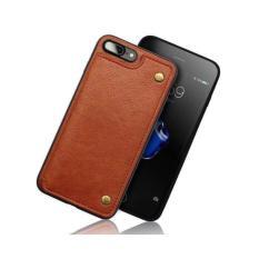 Ốp Da Kèm Ví Cho Iphone 7Plus-8Plus Tặng Cường Lực Full Màn