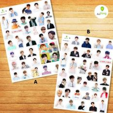 Hình dán sticker WANNA ONE