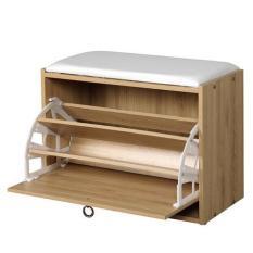 Tủ giày thông minh bằng gỗ, kệ giày dép, tủ đựng giày dép, tủ để giày