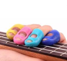 Bộ 4 bọc ngón bấm dây đàn khỏi đau