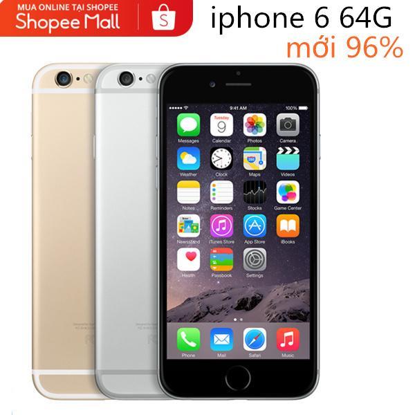 iPhone 6 64G bản quốc tế - Đã có hàng