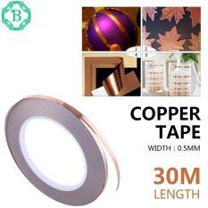 Benediction Copper Foil Tape Conductive Copper Foil Tape Reusable Copper Foil