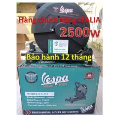 Máy cắt sắt bàn VESPA 2500w máy cat sat may cat sat ban