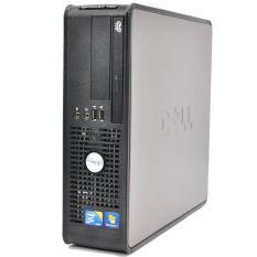 Máy tính để bàn Dell Optiplex 760sff QuadCore Q8200 RAM 4GB (Xám)