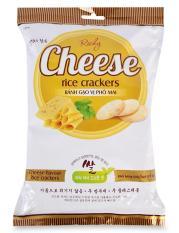 Bánh Gạo Vị Phô Mai Richy Gói 105G