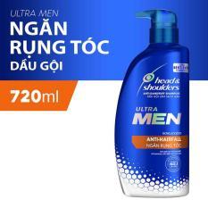 Dầu Gội Cho Nam Head & Shoulders UltraMen Ngăn Rụng Tóc 720ml