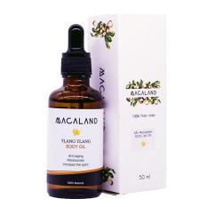 Tinh chất dầu Mắc Ca Body Oil Macaland hương Ngọc Lan Tây 50ml