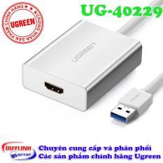 Cáp chuyển USB 3.0 to HDMI cao cấp Ugreen 40229