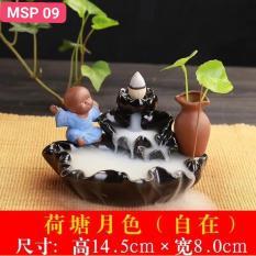 Thác khói trầm hương MSP 09 tặng 10 viên trầm