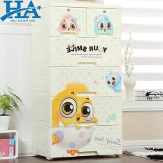 [Hàng tốt] Tủ nhựa đựng đồ 5 tầng 6 ngăn cao cấp, tủ nhựa đựng quần áo đa năng chất lượng cao – GDTRONGL41