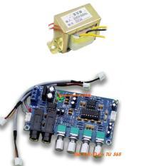 Bộ Combo Echo Khuếch Đại Micro Karaoke XH-M173