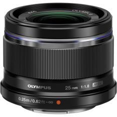 Ống kính Olympus M.Zuiko ED 25mm F1.8 (Đen)
