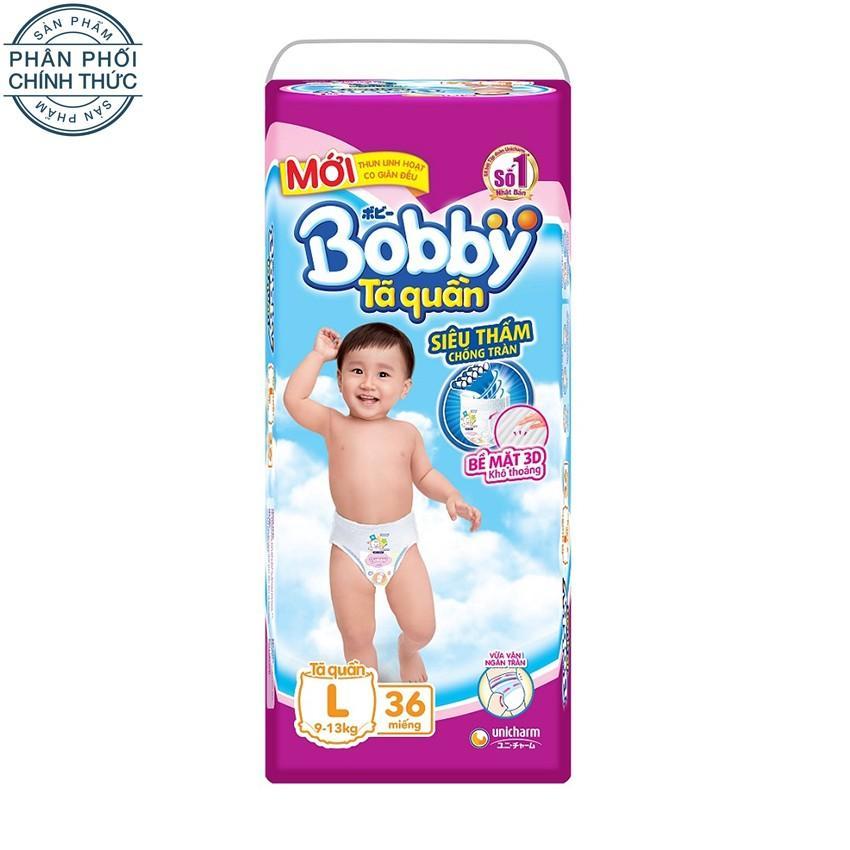 Tã quần Bobby L36