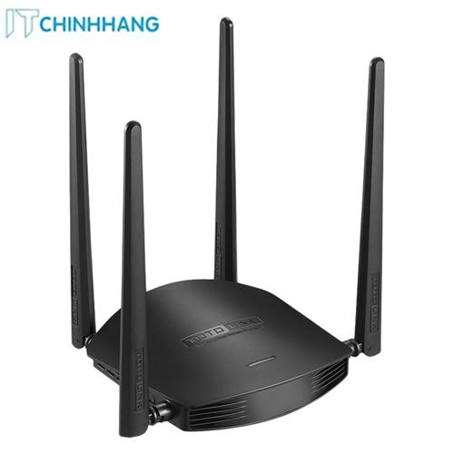 Bảng Giá Router wifi băng tần kép Ac1200 Totolink A800R – Hãng phân phối chính thức Tại MayTinhChinhHang.Net