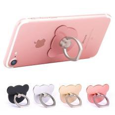 Combo 5 giá đỡ điện thoại hình chiếc nhẫn hình gấu