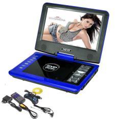Máy đọc đĩa DVD có màn hình xoay 9,8 inch đa năng – Hàng nhập khẩu