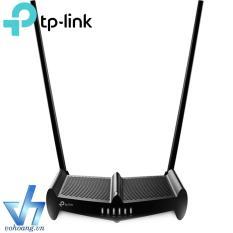 Bộ phát wifi chuẩn N 450Mbps công suất cao TP-LINK 841HP (Đen)