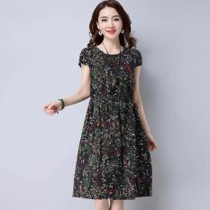 Đầm big size cỡ lớn giấu bụng 65-80kg