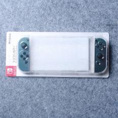 Ốp lưng TPU dẻo + case nhựa cứng trong suốt cho Nintendo Switch
