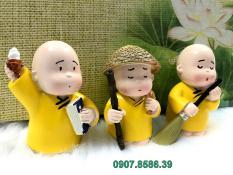 Tượng Chú Tiểu và Tượng Phong Thủy giá sỉ tuyệt đẹp ( mua hàng LH sđt Z.alo in trên hình )