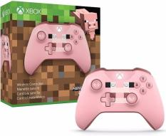 Tay Cầm Xbox One S – Minecraft Pig