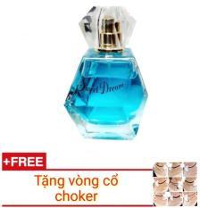 Nước hoa nữ Jolie Dion Sweet dream Eau de Parfum 60ml + Tặng vòng đeo cổ choker