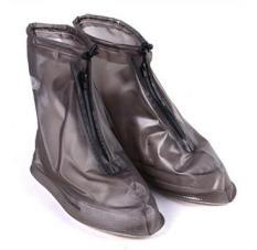 Bọc giày đi mưa cổ thấp đi phượt, ủng giày đi mưa, trùm giày chống mưa