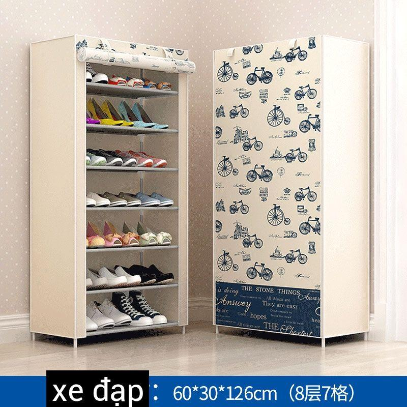 Tủ để giày dép 7 tầng