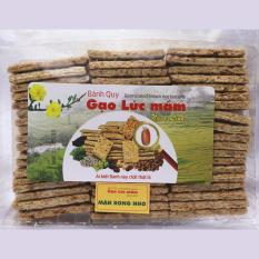 Bánh Quy Gạo Lức Mầm Ngok Linh – Vị Mặn Rong Nho 300g